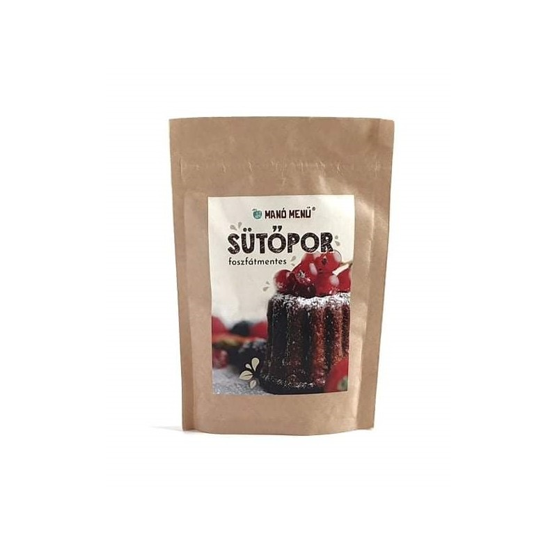 ManóMenü® Sütőpor /foszfátmentes/