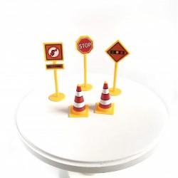 Torta dekoráció /táblák/