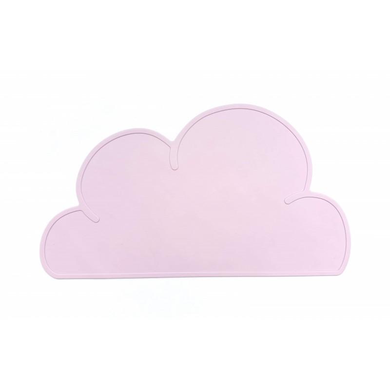 Szilikon tányéralátét  /rózsaszín/