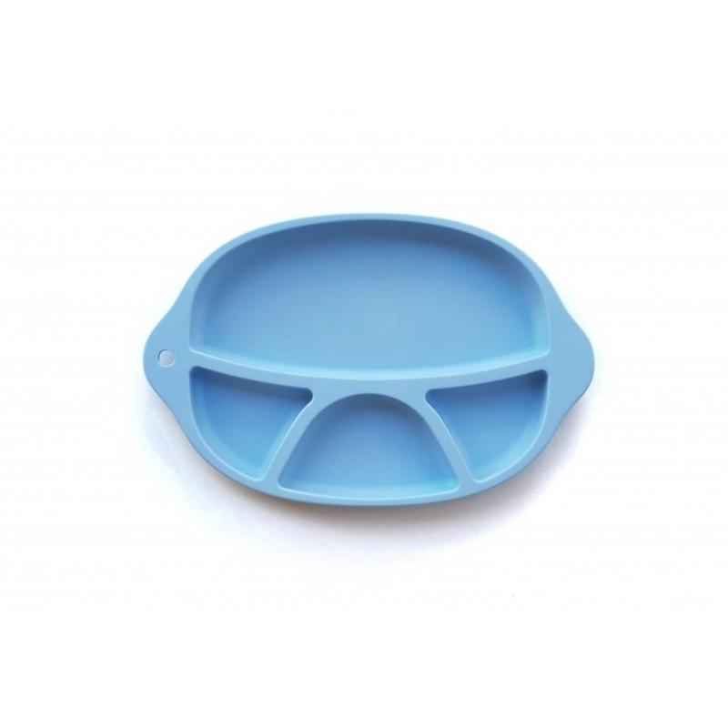 Szilikon tányér