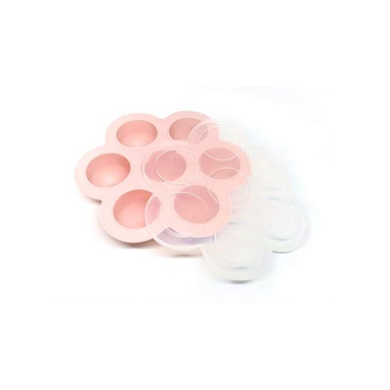 ManóMenü® Szilikon pürétartó /rózsaszín/